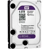 Жесткий диск Western Digital Purple 4TB 64MB WD40PURX