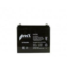 Акумуляторна батарея Trinix 75 Ач  12В