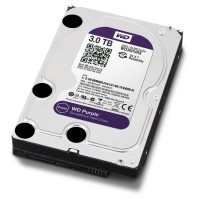 Жесткий диск Western Digital Purple 3TB 64MB WD30PURX