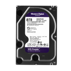 Жесткий диск Western Digital 8TB Purple