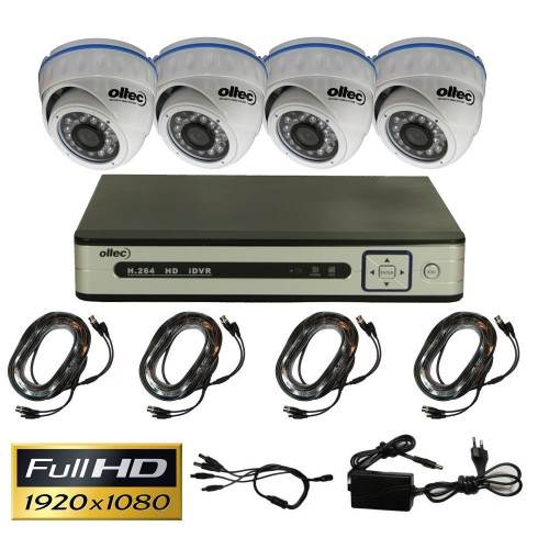 Комплект видеонаблюдения Oltec AHD-KIT-920